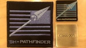 PATCH AND COIN 001