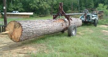 Log moving