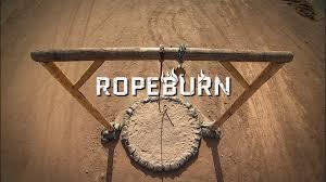Ropeburn